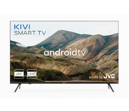 Телевізор KIVI 50U740LB - цифровий контент - 1