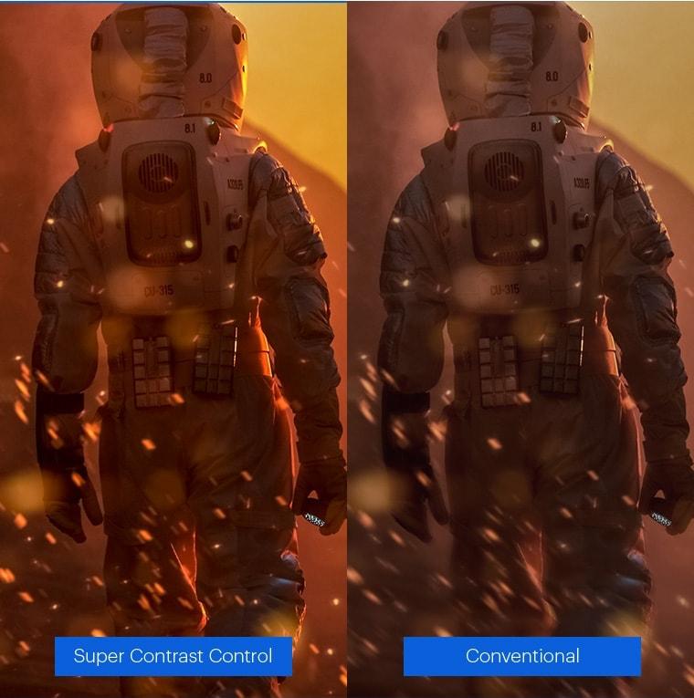 Super Contrast Control